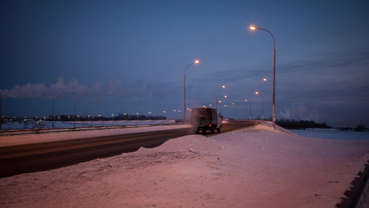 Автоинспекция попросила дорожников сделать дороги не такими скользкими