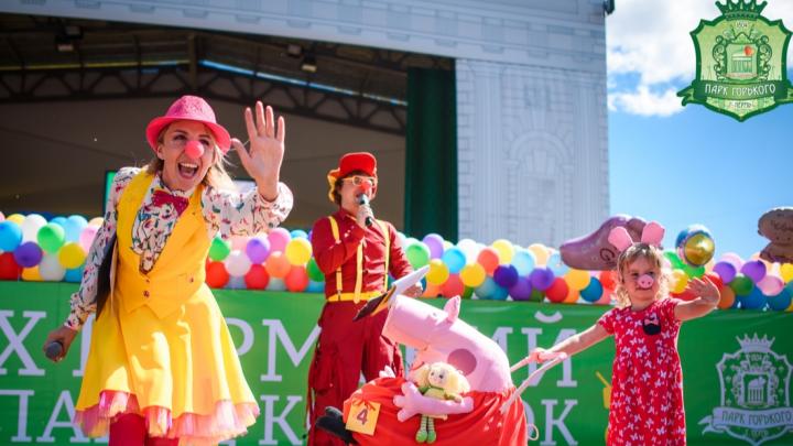 Шоу каскадеров, цирк на льду и парад колясок: самые зрелищные события недели