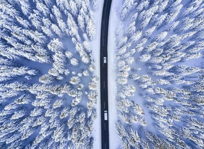 Словению зимой этого года запечатлел Василий Яковлев из Екатеринбурга
