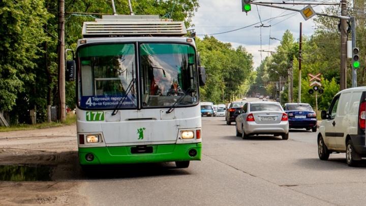 Перекопают всё: как будет ездить общественный транспорт по перекрытому Тутаевскому шоссе