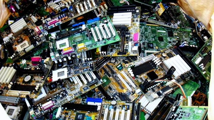 В День города в Екатеринбурге запустят проект по сбору твердых цифровых отходов для переработки
