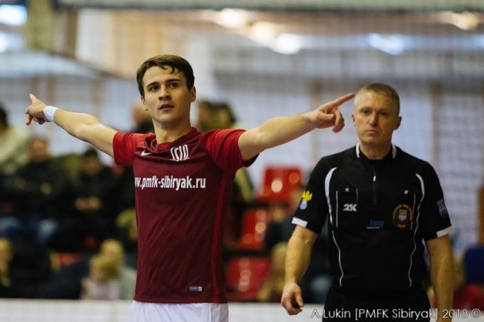 Руслан Кудзиев забил гостям 4 мяча