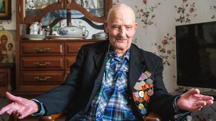 За полгода до столетия: разговор с ветераном об окопах, ранении и службе в тюрьме