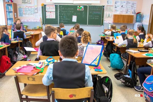 Первоклассники смогут пойти в новую школу только через три года