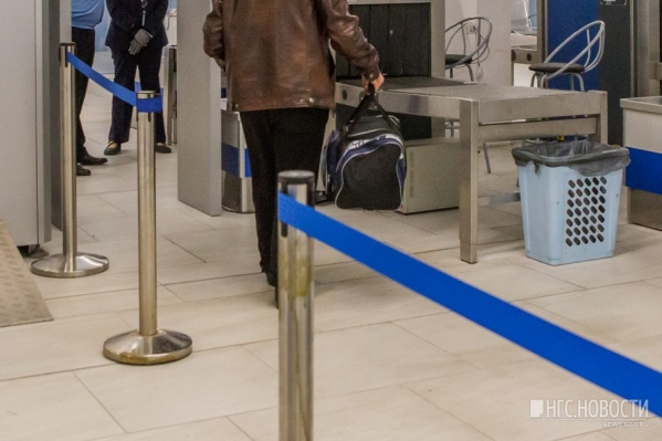 Пассажиров из чёрного списка не пустят в самолёт