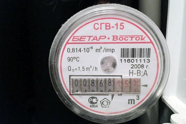 Срок проверки счетчика указан в техпаспорте прибора