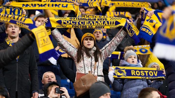 Настоящее дерби: «Ростов» сыграл вничью с «Краснодаром»