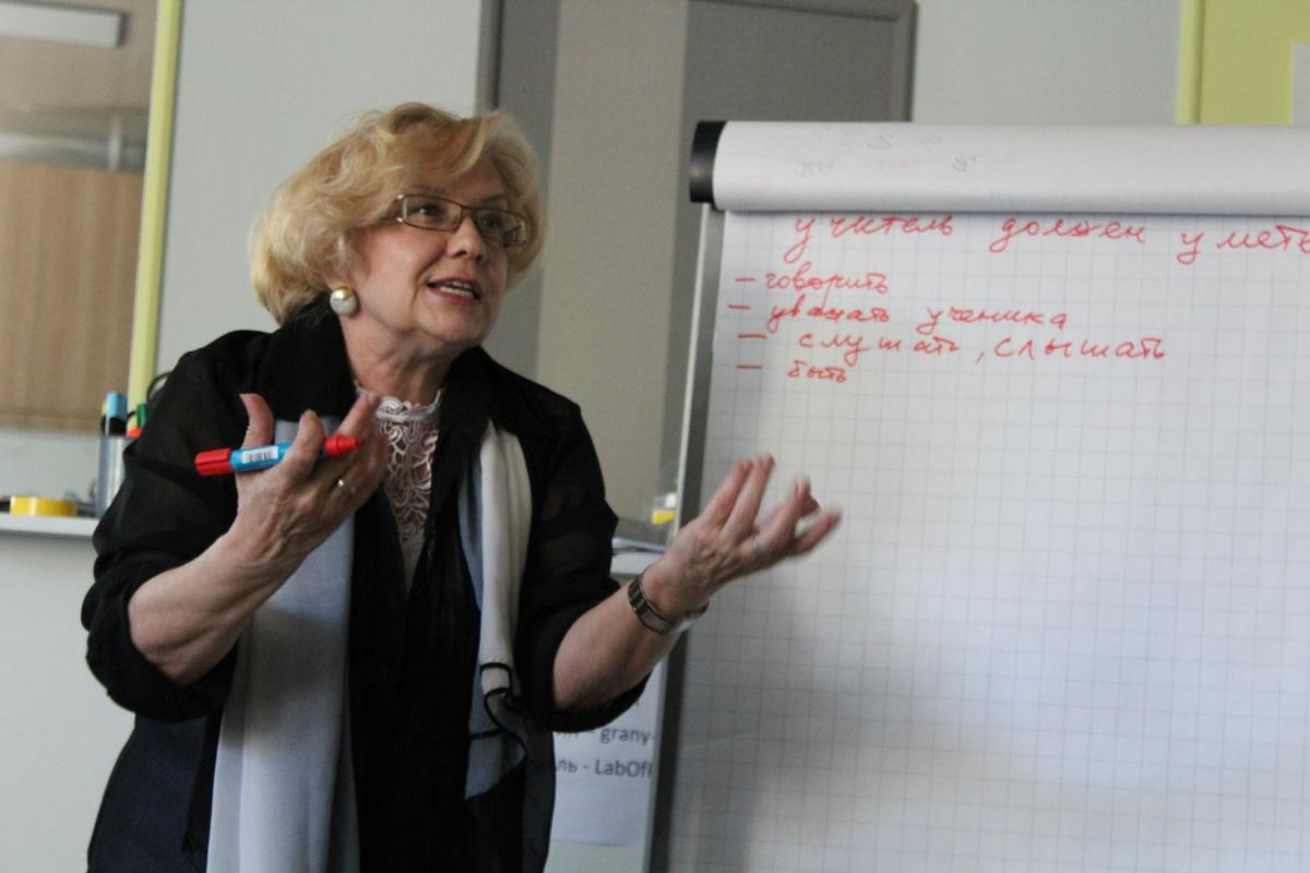 Светлана Мишланова считает, что учитель должен вдохновлять своих учеников