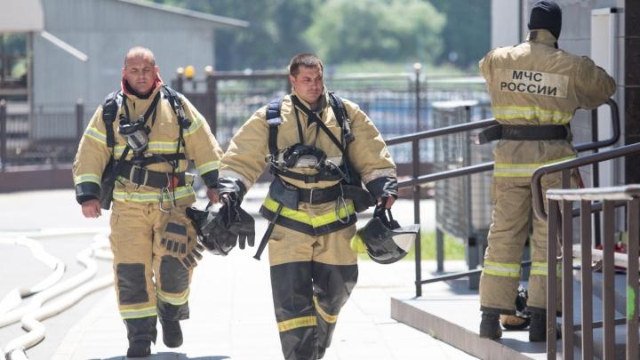 В Ростове из-за взрыва в гараже пострадали три человека