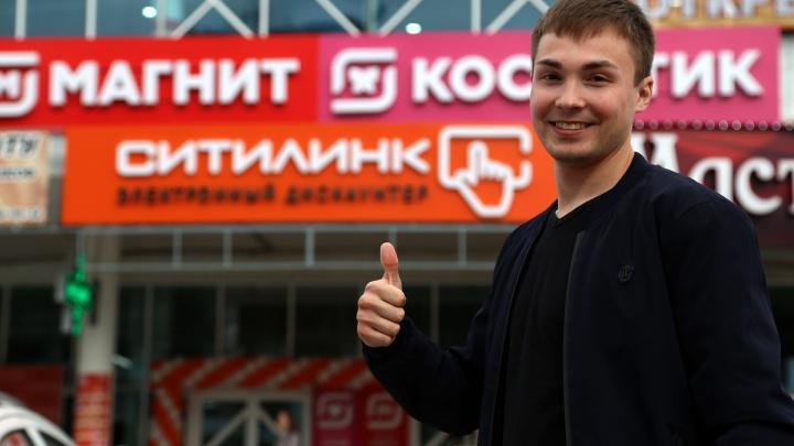 Тысяча товаров по рублю: в Уфе открылся магазин электроники нового формата