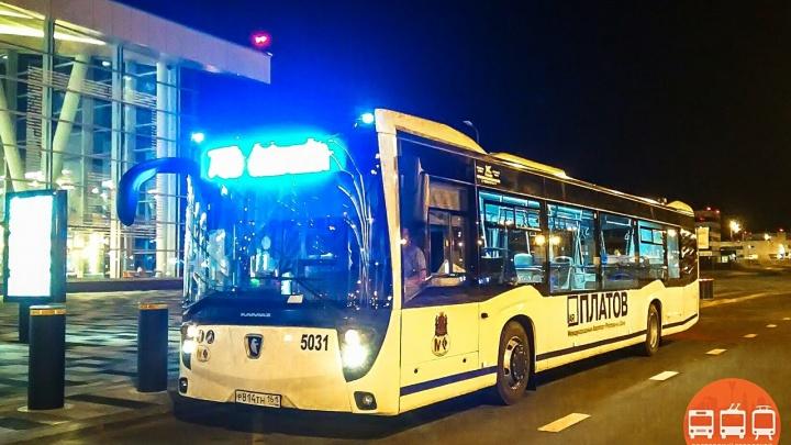 Между Ростовом и аэропортом Платов снова начнут курсировать большие автобусы