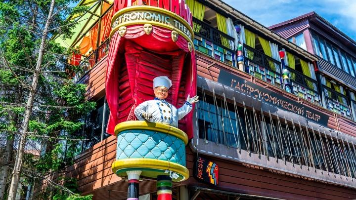 Самые народные рестораны Новосибирска обновили свои летние веранды