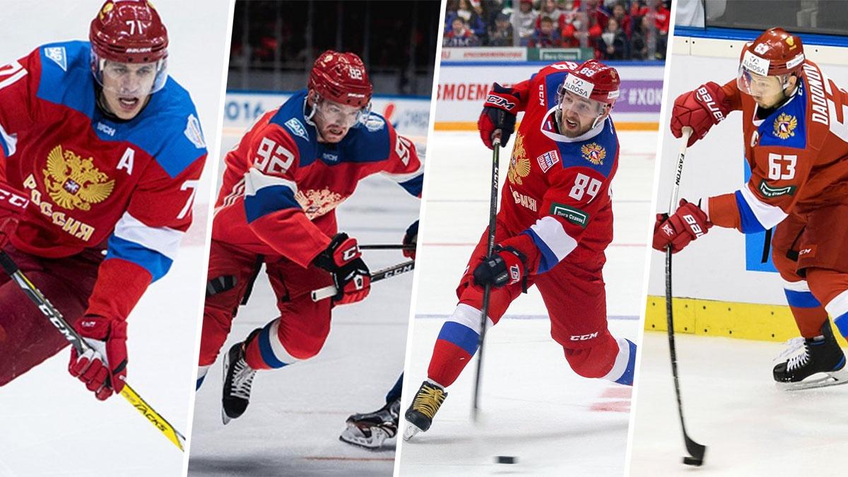Трое из четырёх южноуральцев выступают за клубы НХЛ