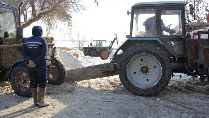 Волгоградские заводы-банкроты спасут ото льда «Концессии водоснабжения»