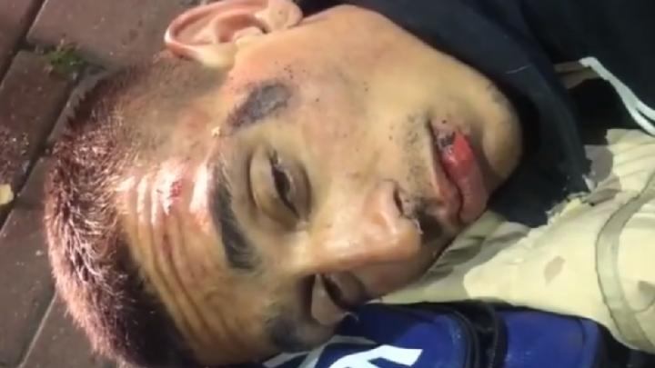 «Когда по кайфу»: молодой волгоградец порезал ножом полицейских