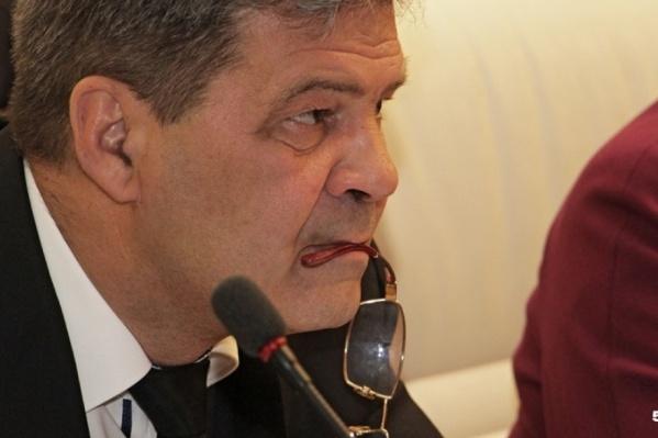 Роман Кокшаров занимал пост министра территориального развития Пермского края с 2015 года