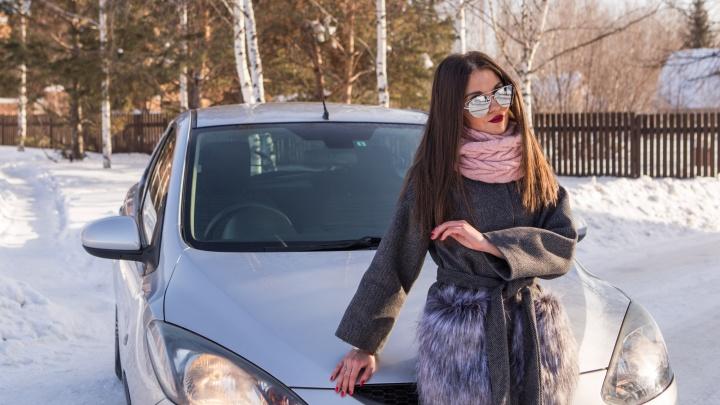 Девушка месяца: Ирина и «Маздочка»