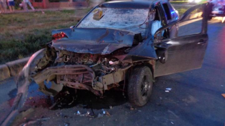 Подробности аварии в Уфе: разбившийся водитель был лишен прав за пьяную езду