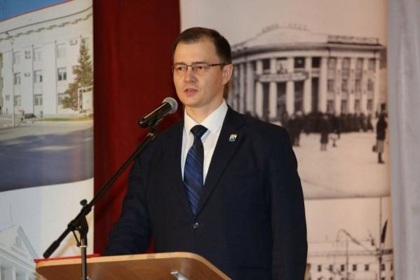 Дмитрий Холин возглавил Жигулевск 13 декабря