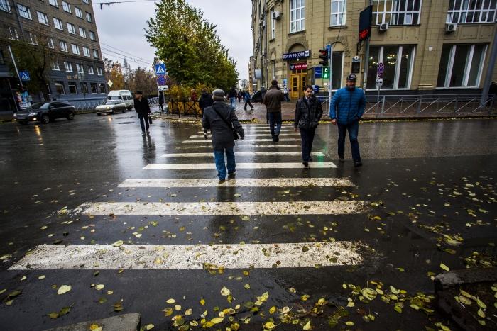 Акцию будут проводить из-за участившихся ДТП с участием пешеходов