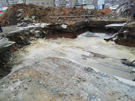 Прокуратура потребовала наказать МУП, допустившее коммунальную аварию на Северо-Западе Челябинска