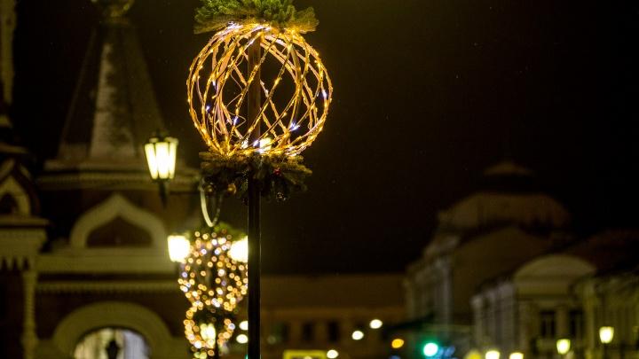 Как в Москве: чиновники придумали, каким будет новогодний Ярославль в этом году