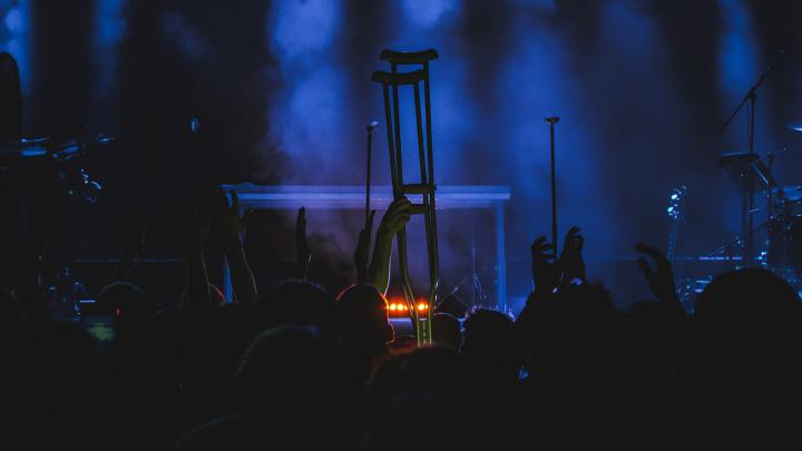 «Не танцевал только мертвый»: в Екатеринбурге выступили легендарные британцыUnkle