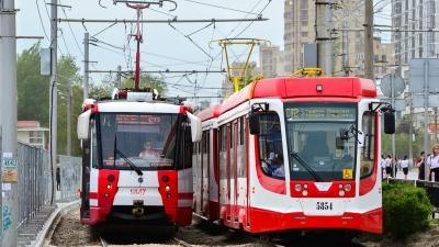 Вместо метро: в Ростове запустят скоростные трамваи