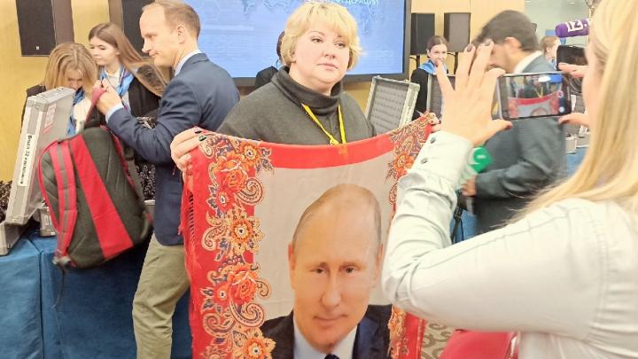 Жители Мышкина попросили Владимира Путина приехать в их город
