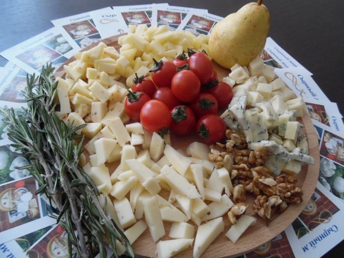На бесплатной дегустации сыров презентуют пастунебольших ремесленных производителей