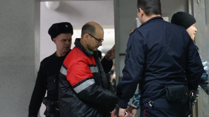 Водителя «бешеной» Honda допросили в суде: он объяснил, почему давил людей на Фурманова