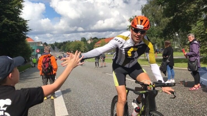 Люди из стали: восемь новосибирцев завоевали титул Ironman