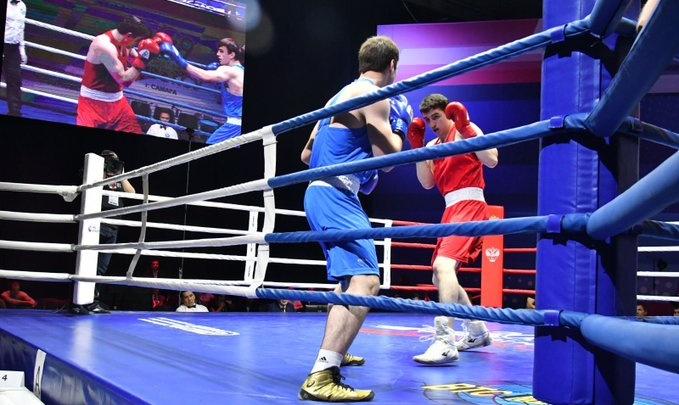 От 19 до 40 лет: в Самару приехали самые спортивные мужчины России
