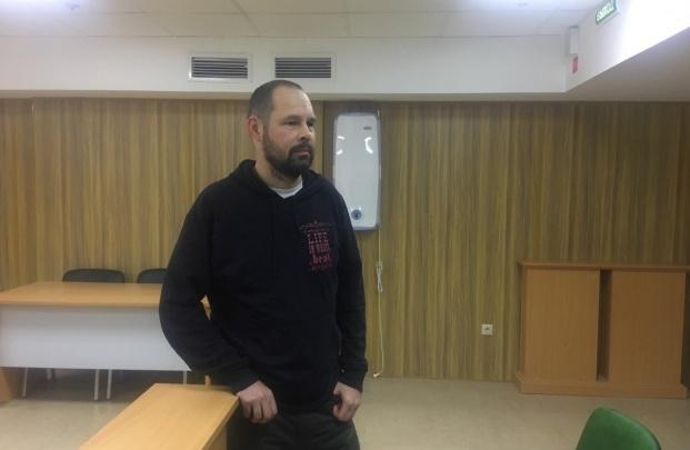 Тюменский блогер Алексей Кунгуров пытался оспорить собственный арест