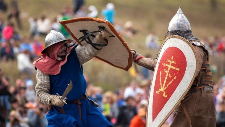 В Самарской области состоится настоящий рыцарский турнир
