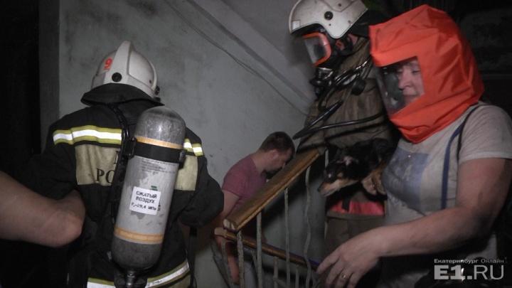 Основная версия — поджог: прокуратура проверит, кто виноват в ночных пожарах в Компрессорном