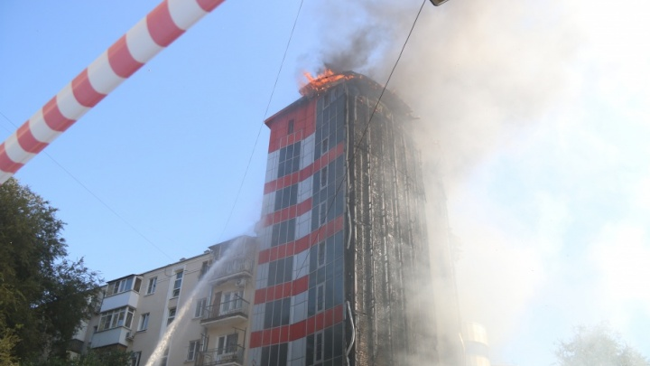 Гендиректор «Золотого колоса» выкупила 50% компании, построившей Torn House, незадолго до пожара