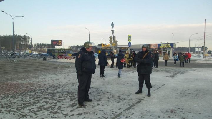 Эвакуировали сотни человек: что известно о волне лжеминирований в Екатеринбурге и области