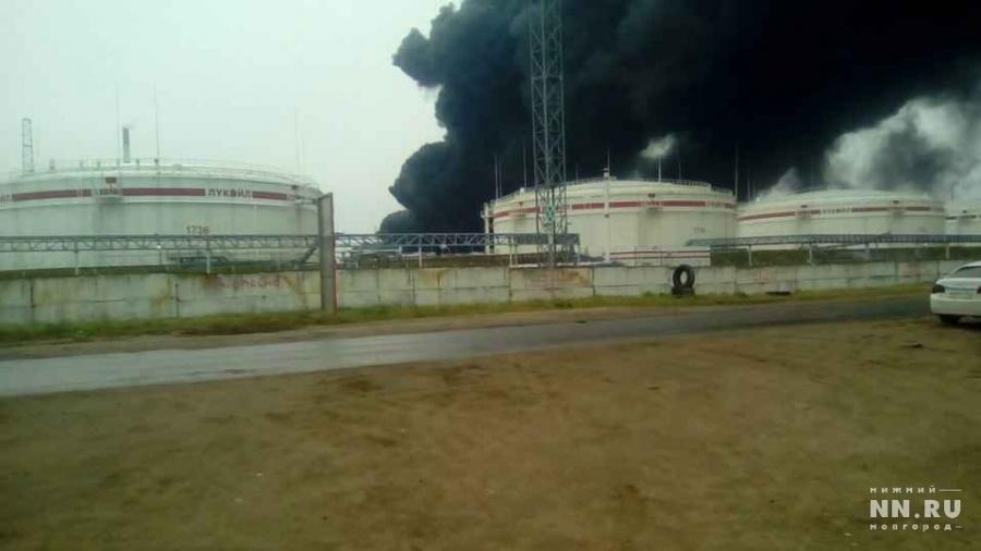 Семьям погибших впожаре назаводе «ЛУКОЙЛа» выплатят валютные компенсации