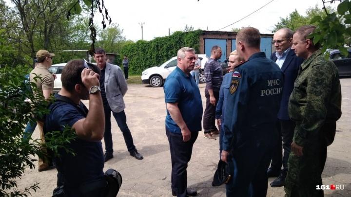 На устранение последствий взрыва газа в Ростовской области выделили 4,2 миллиона рублей