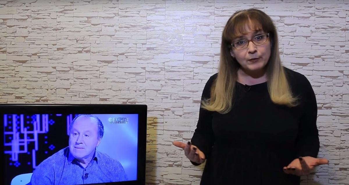 Училка снова провела работу над ошибками с известными телеведущими