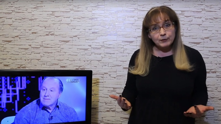 Нижегородская Училка: Лера Кудрявцева добавляет лишние буквы в слова, а Ургант не учится на ошибках