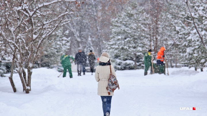 Мокрый снег, гололёд и тепло: середина недели в Башкирии удивит погодой