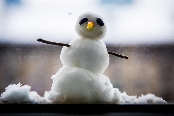 По информации синоптиков, уже 10 ноября в городе ляжет снег, который до весны не растает