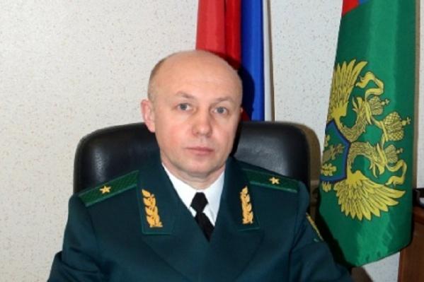 Портрет Васильева сняли с сайта управления
