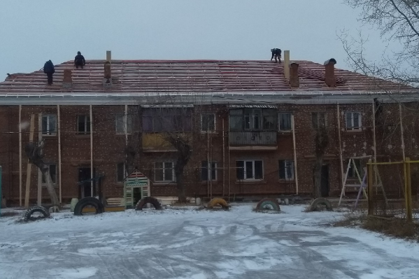 Дом построили в 1961 году. Его должны были отремонтировать к приезду президента