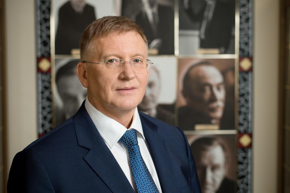 Александр Шестаков, ректор ЮУрГУ