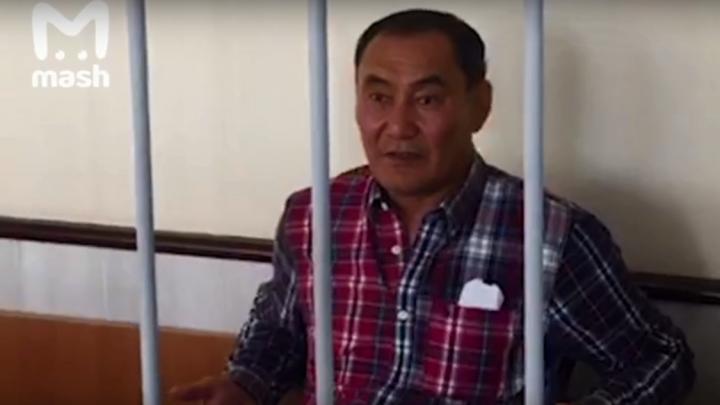 По обвинению в теракте суд заключил Михаила Музраева в СИЗО на два месяца