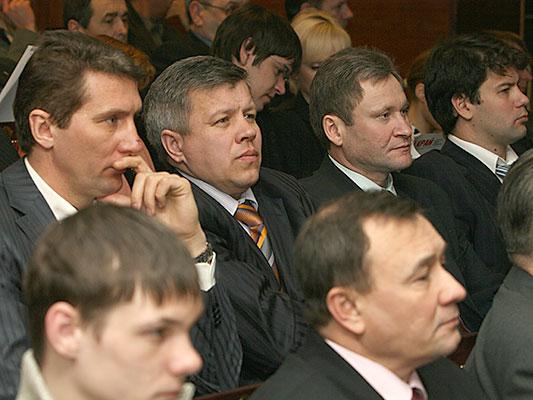 Игорь Потютьков хочет стать депутатом Курганской городской думы