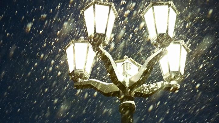 Слякоть после снегопада: в Новосибирск идёт потепление